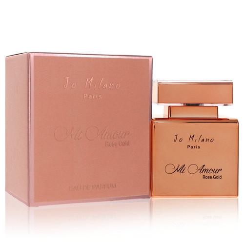 Mi Amour Rose Gold by Jo Milano Eau De Parfum Spray 3.4 oz for Women