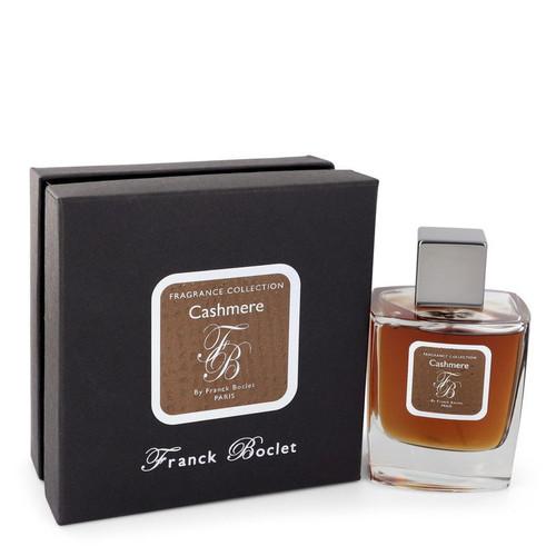 Franck Boclet Cashmere by Franck Boclet Eau De Parfum Spray (Unisex) 3.3 oz for Women