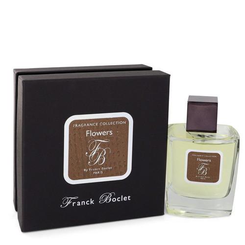 Franck Boclet Flowers by Franck Boclet Eau De Parfum Spray (Unisex) 3.3 oz for Women