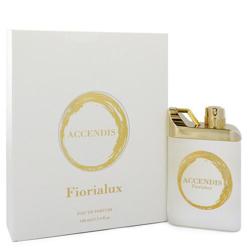 Fiorialux by Accendis Eau De Parfum Spray (Unisex) 3.4 oz for Women