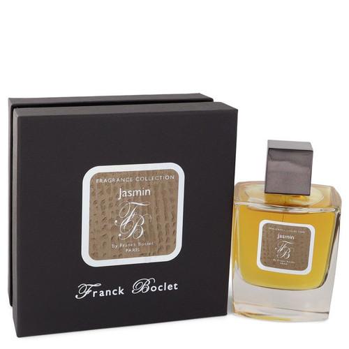 Franck Boclet Jasmin by Franck Boclet Eau De Parfum Spray (Unisex) 3.3 oz for Women