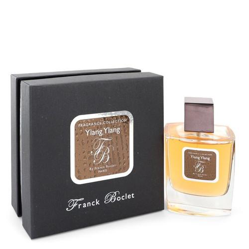 Franck Boclet Ylang Ylang by Franck Boclet Eau De Parfum Spray (Unisex) 3.4 oz for Women