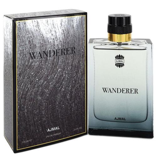 Ajmal Wanderer by Ajmal Eau De Parfum Spray 3.4 oz for Men