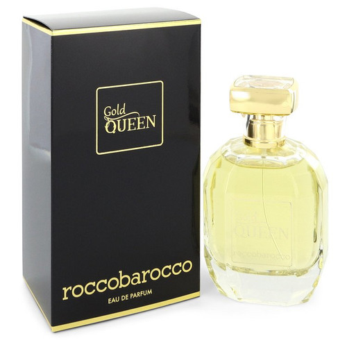 Roccobarocco Gold Queen by Roccobarocco Eau De Parfum Spray 3.4 oz for Women