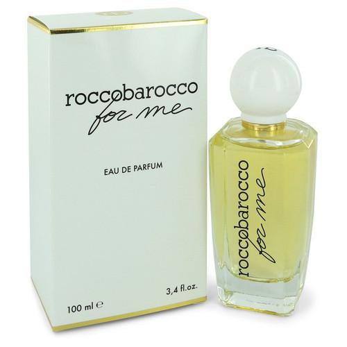 Roccobarocco For Me by Roccobarocco Eau De Parfum Spray 3.4 oz for Women