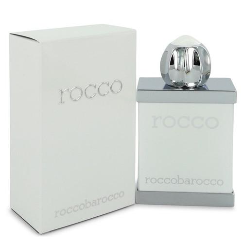 Rocco White by Roccobarocco Eau De Toilette Spray 3.4 oz for Men