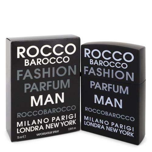 Roccobarocco Fashion by Roccobarocco Eau De Toilette Spray 2.54 oz for Men