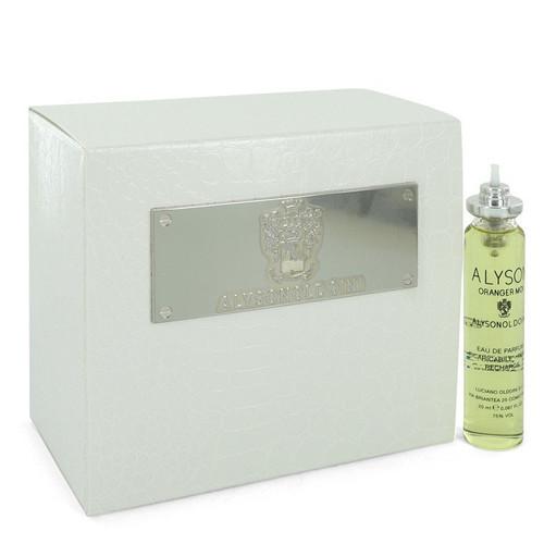 Alyson Oldoini Oranger Moi by Alyson Oldoini Eau De Parfum Refillable Spray 1.4 oz for Women