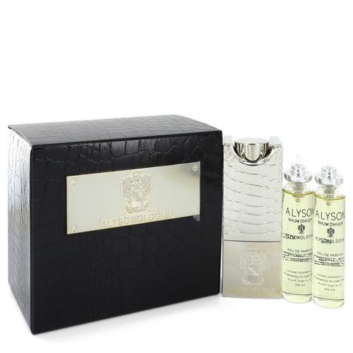 Rhum D'hiver by Alyson Oldoini  Eau De Parfum Refillable Spray Includes 3 x 20ml Refills and Atomizer 2 oz for Men