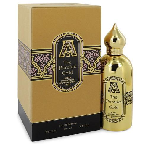 The Persian Gold  by Attar Collection Eau De Parfum Spray (Unisex) 3.4 oz for Men