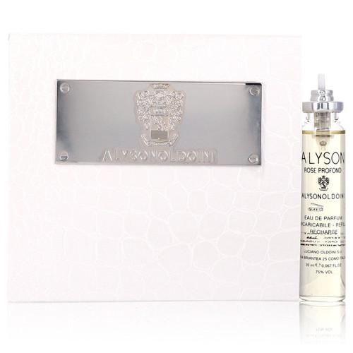 Rose Profond by Alyson Oldoini  Eau De Parfum Refillable Spray 1.4 oz for Women