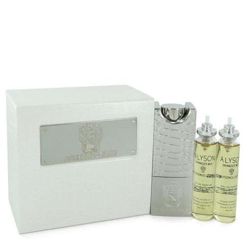 Alyson Oldoini Oranger Moi by Alyson Oldoini Eau De Parfum Refillable Spray Includes 3 x 20ml Refills and Refillable Atomizer 2 oz for Women