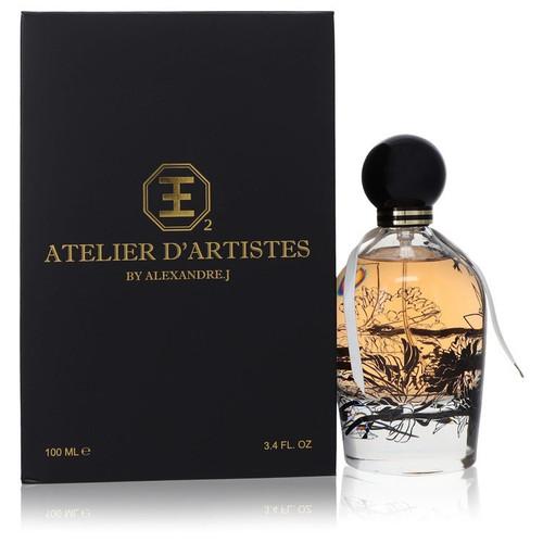Atelier D'artistes E 2 by Alexandre J Eau De Parfum Spray (Unisex) 3.4 oz for Women