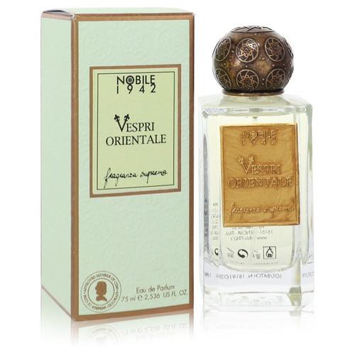 Vespri ORientale by Nobile 1942 Eau De Parfum Spray (Unisex) 2.5 oz for Women