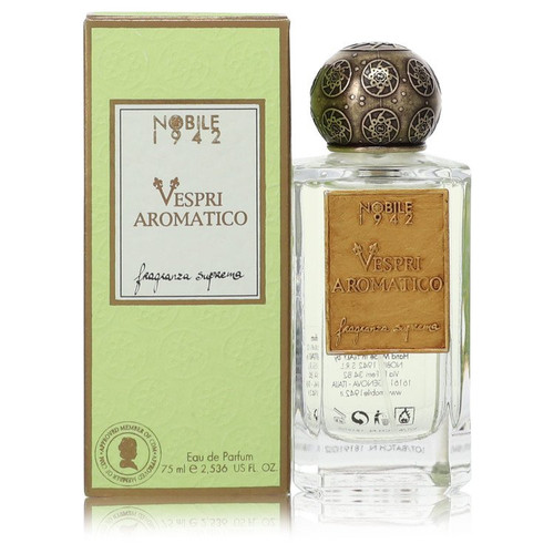 Vespri Aromatico  by Nobile 1942 Eau De Parfum Spray (Unisex) 2.5 oz for Women