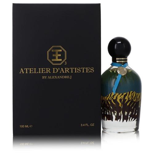 Atelier D'artistes E 3 by Alexandre J Eau De Parfum Spray (Unisex) 3.4 oz for Women