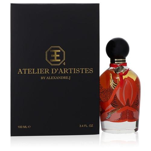 Atelier D'artistes E 4 by Alexandre J Eau De Parfum Spray (Unisex) 3.4 oz for Women