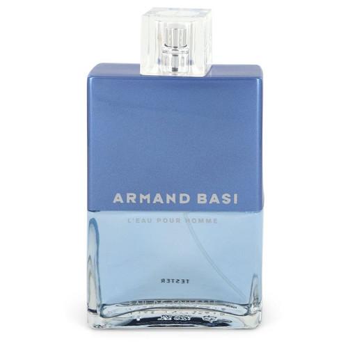 Armand Basi L'eau Pour Homme by Armand Basi Eau De Toilette Spray (Tester) 4.2 oz for Men