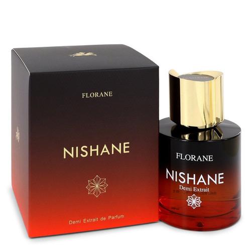 Nishane Florane by Nishane Extrait De Parfum Spray (Unisex) 3.4 oz for Women