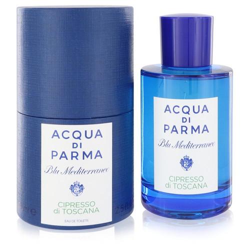 Blu Mediterraneo Cipresso Di Toscana by Acqua Di Parma Eau De Toilette Spray 2.5 oz for Women
