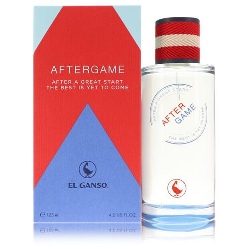 El Ganso After Game by El Ganso Eau De Toilette Spray 4.2 oz for Men