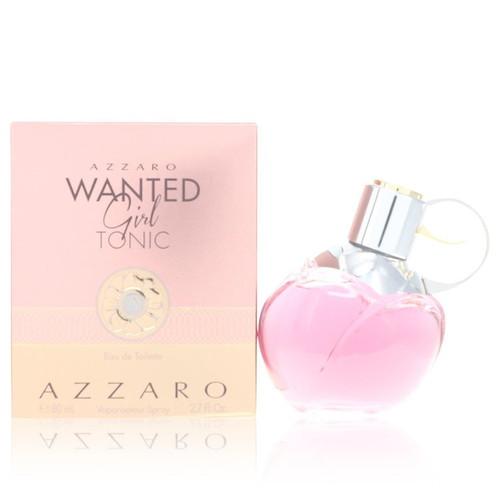 Azzaro Wanted Girl Tonic by Azzaro Eau De Toilette Spray 2.7 oz for Women