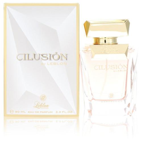 Leblon Ilusion by Leblon Eau De Parfum Spray 3.0 oz for Men