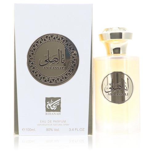 Ana Assali Gold by Rihanah Eau De Parfum Spray (Unisex) 3.4 oz for Men