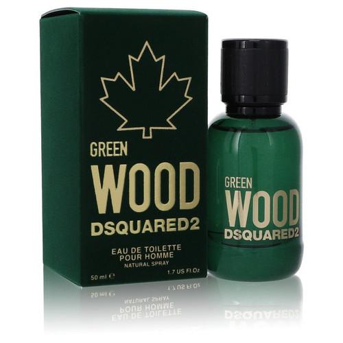 Dsquared2 Wood Green by Dsquared2 Eau De Toilette Spray 1.7 oz for Men