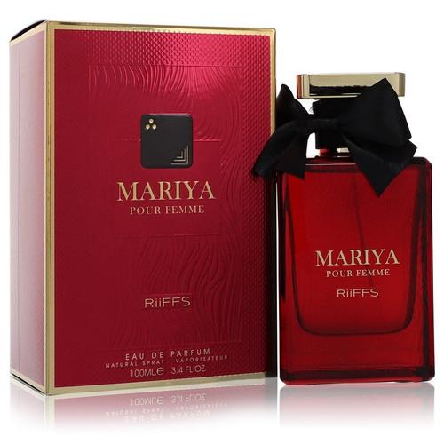 Mariya by Riiffs Eau De Parfum Spray 3.4 oz for Women