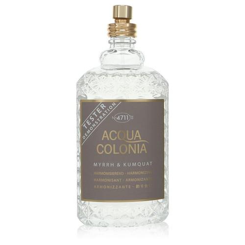4711 Acqua Colonia Myrrh & Kumquat by 4711 Eau De Cologne Spray (Tester) 5.7 oz for Women