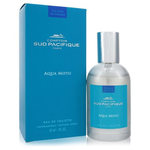 Aqua Motu by Comptoir Sud Pacifique Eau De Toilette Spray 1 oz for Women
