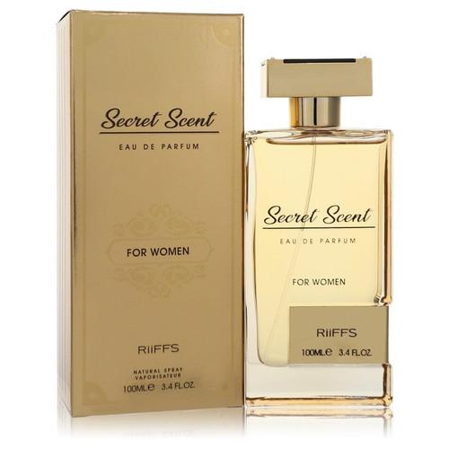 Secret Scent by Riiffs Eau De Parfum Spray 3.4 oz for Women