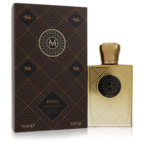 Moresque Royal Limited Edition by Moresque Eau De Parfum Spray 2.5 oz for Women