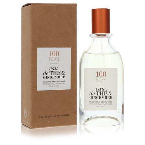 100 Bon Eau De The & Gingembre by 100 Bon Eau De Parfum Spray (Unisex Refillable) 1.7 oz for Men