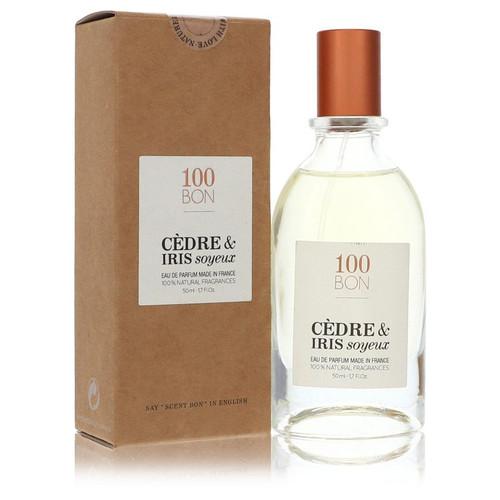 100 Bon Cedre & Iris Soyeux by 100 Bon Eau De Parfum Spray (Unisex Refillable) 1.7 oz for Men
