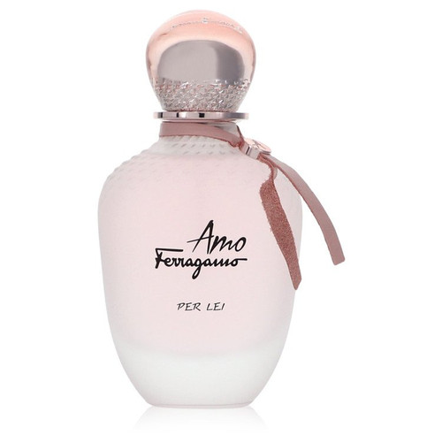 Amo Ferragamo Per Lei by Salvatore Ferragamo Eau De Parfum Spray (Tester) 3.4 oz for Women