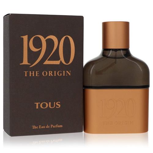 Tous 1920 The Origin by Tous Eau De Parfum Spray 2 oz for Men