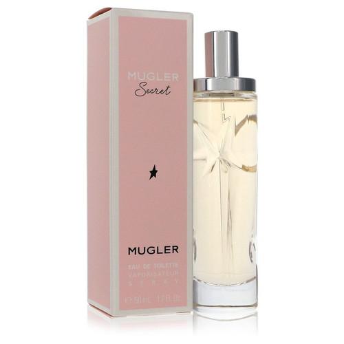 Mugler Secret by Thierry Mugler Eau De Toilette Spray 1.7 oz for Women