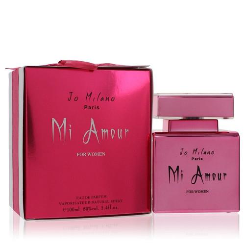 Jo Milano Mi Amour by Jo Milano Eau De Parfum Spray 3.4 oz for Women