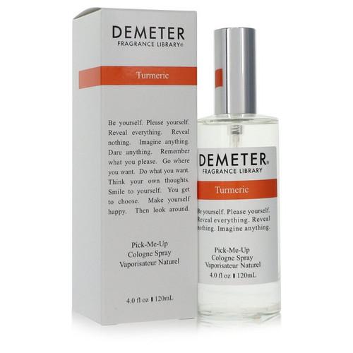 Demeter Turmeric by Demeter Cologne Spray (Unisex) 4 oz for Men