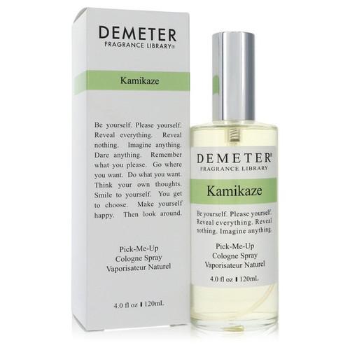 Demeter Kamikaze by Demeter Cologne Spray (Unisex) 4 oz for Men