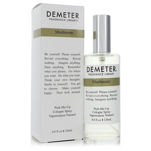 Demeter Mushroom by Demeter Cologne Spray (Unisex) 4 oz for Men