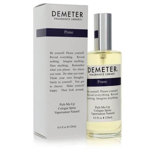 Demeter Prune by Demeter Cologne Spray (Unisex) 4 oz for Men