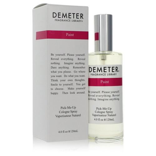Demeter Paint by Demeter Cologne Spray (Unisex) 4 oz for Men