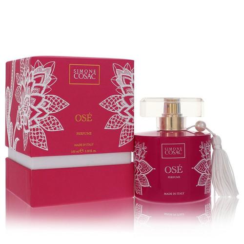 Simone Cosac Ose by Simone Cosac Profumi Perfume Spray 3.38 oz for Women
