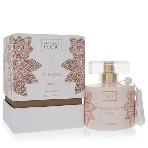 Simone Cosac Sublime by Simone Cosac Profumi Perfume Spray 3.38 oz for Women