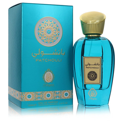 Aayan Patchouli by Aayan Perfume Eau De Parfum Spray (Unisex) 3.4 oz for Men