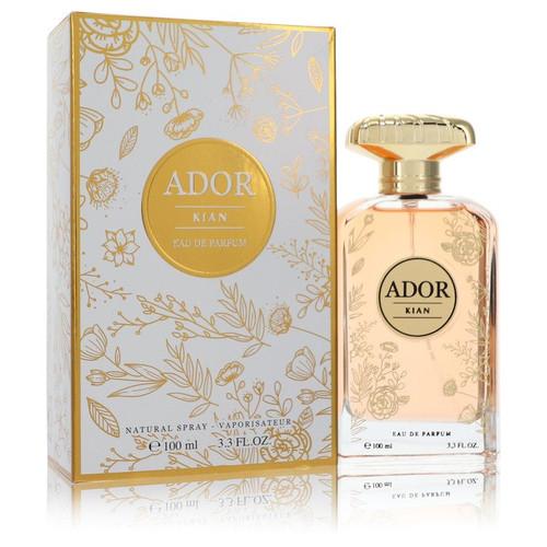 Kian Ador by Kian Eau De Parfum Spray 3.3 oz for Women