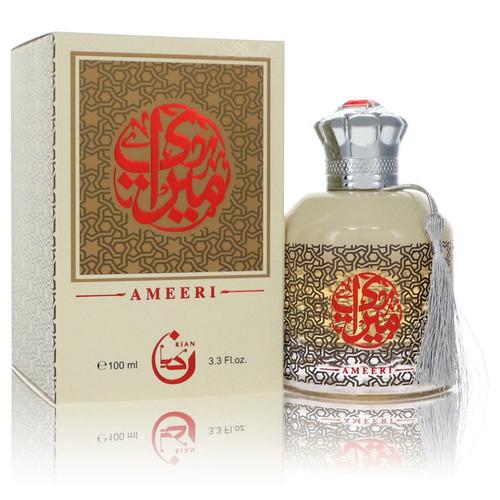Kian Ameeri by Kian Eau De Parfum Spray (Unisex) 3.3 oz for Men